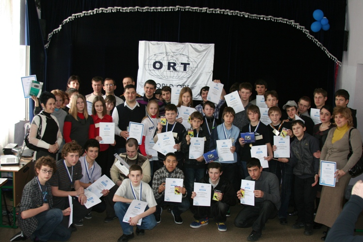 Ort Cis News International Robotics Olympiad